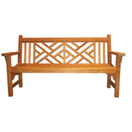 Kingsley Bate Chippendale 5' Bench