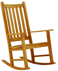 Kingsley Bate Charleston Teak Outdoor Rocker