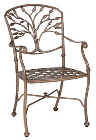 Woodard Heritage Dining Arm Chair