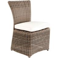 Kingsley Bate Sag Harbor Wicker Dining Side Chair