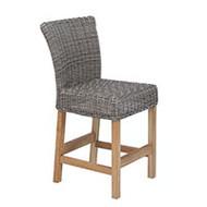 Kingsley Bate Sag Harbor Wicker Counter Chair