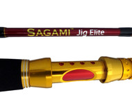 Sagami Jig Elite Jigging Fishing Boat Rod 10kg - 15kg 6' 1.80m