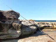 Takedo X- Power PRO LOGIC Surf 450 Carbon Fishing Rod, Graphite Rock & Beach