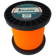 Hunterboy Opaque Orange Copolymer Nylon Fishing Line 1000m 40lb Super High Visibility Mono