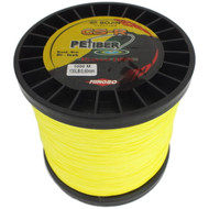 GSR PEFiber Braid Fishing Line 130lb 1000m Yellow 8 Strand 100% UHMWPE Dyneesi