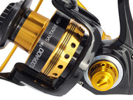 Eldorado Saltaire 4000SSW Fishing Jig Spinning Reel Full Aluminium Carbon Drag