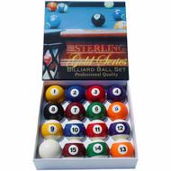 Sterling Standard Pool Balls