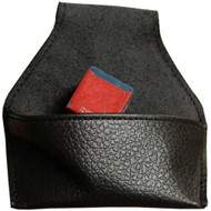 Leather Chalk Holder with Clip