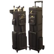 Rolling Deluxe Dealer Carrying Case