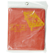 Standard 8 Ft. Pool Table Cover, Red
