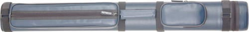 Sterling Navy Blue Hard Pool Cue Case for 2 Cues