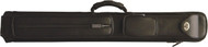Sterling Black Hard Combo Pool Cue Case for 2 Cues