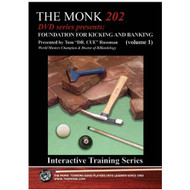 The Monk 202 DVD - Foundation for Banking & Kicking, Volume 1