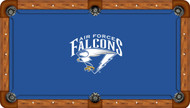 Air Force Academy Falcons 8' Pool Table Felt