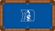 Duke University Blue Devils 7' Pool Table Felt