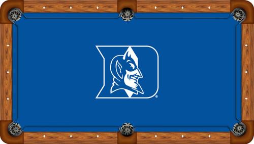 Duke University Blue Devils 7' Pool Table Felt