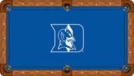 Duke University Blue Devils 9' Pool Table Felt