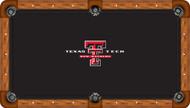 Texas Tech University Red Raiders 9' Pool Table Felt