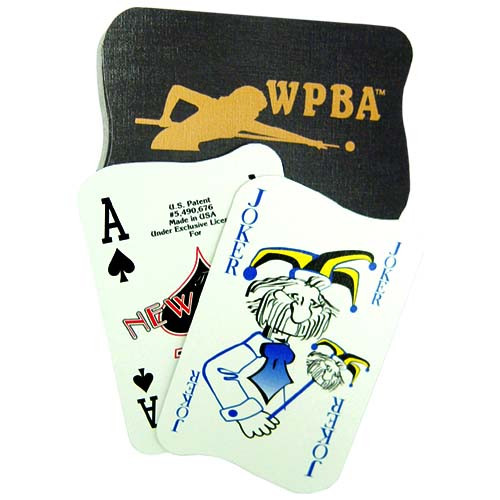 WPBA Playing Cards
