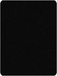 Invitational 8' Oversized Black Pool Table Felt