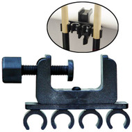 Porper's 4 Cue Clamp Holder
