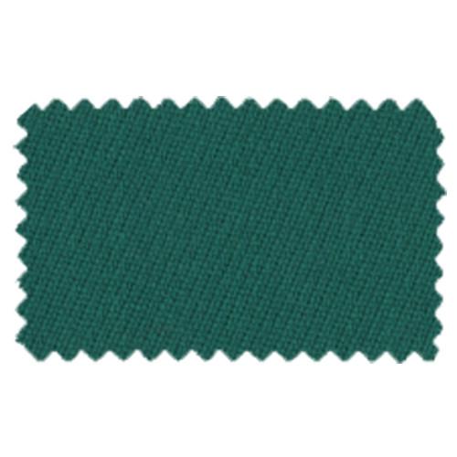 Strachan SuperPro 8' American Blue Green Pool Table Cloth