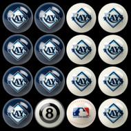 Tampa Bay Rays Pool Balls