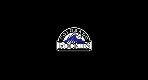 Colorado Rockies Pool Table Felt – 9 foot table