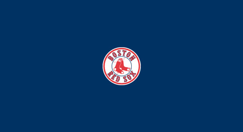 Boston Red Sox Pool Table Felt – 8 foot table