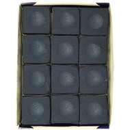 Silver Cup Chalk, Navy, 12-Piece Box