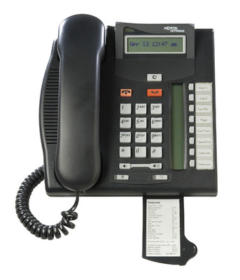 nortel business series terminal t7208 digital phone refurbished rh comm links co uk User Manual Cell Phone User Guide
