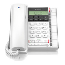 BT Converse 2300 Telephone in White