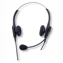 Agent 400 Binaural N/C Headset + U10P Connection Cable