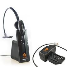 Agent W880 Wireless Headset + Handset Lifter