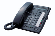 Panasonic KX-T7730 Handsfree Display Telephone - Black