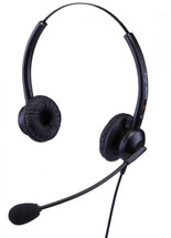Double Ear Headset for BT Versatility V8 Phones
