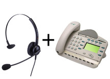 Package Offer on BT Fearureline Phone MK II + Eartec 308 Headset