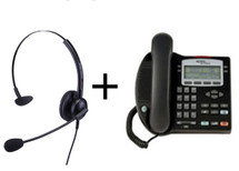 Package Offer on Nortel I2002 IP Phone + Eartec 308 Headset
