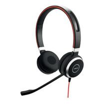 Jabra Evolve 40 Headset - side view