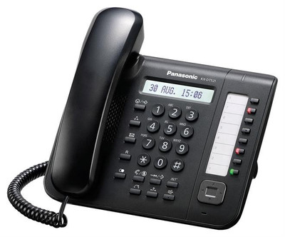 Panasonic KX-DT521 Telephone in Black