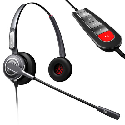 Eartec Office Pro 710DUC Binaural Headset