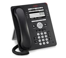 Avaya 9608 IP Phone Front Image