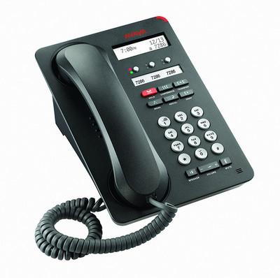 Avaya 1403 Digital Display Telephone (Side Image)