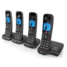 BT 6600 DECT TAM Phone - Quad