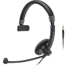 Sennheiser SC45 3.5mm Monaural Headset