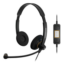 Sennheiser SC60 Ctrl USB Binaural Headset
