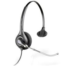 Plantronics Supraplus HW251H Wideband Monaural Enhanced Headset
