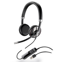 Plantronics Blackwire C720 Bluetooth-Enabled USB Binaural Headset