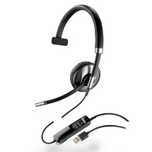 Plantronics Blackwire C710 Bluetooth-Enabled USB Monaural Headset