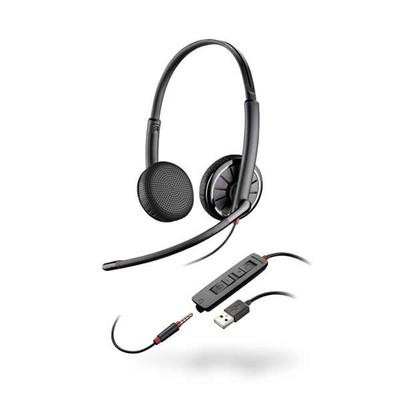 Plantronics Blackwire C325 USB & 3.5mm Headset